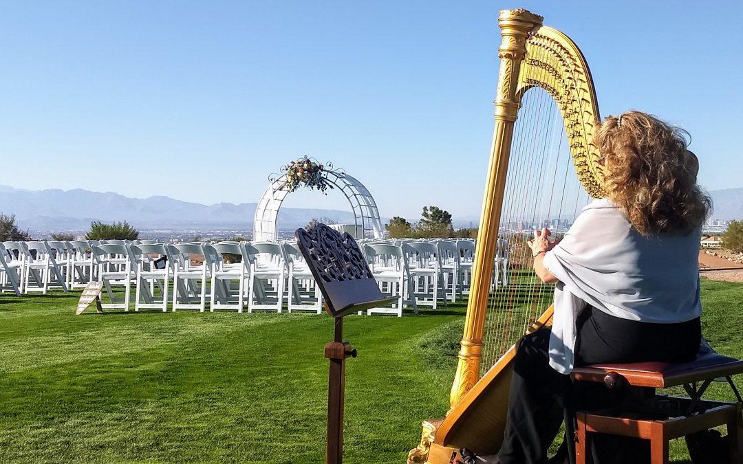 October 2019 Begins Fall Season Weddings in Las Vegas starting at the Revere Club at Anthem in Henderson